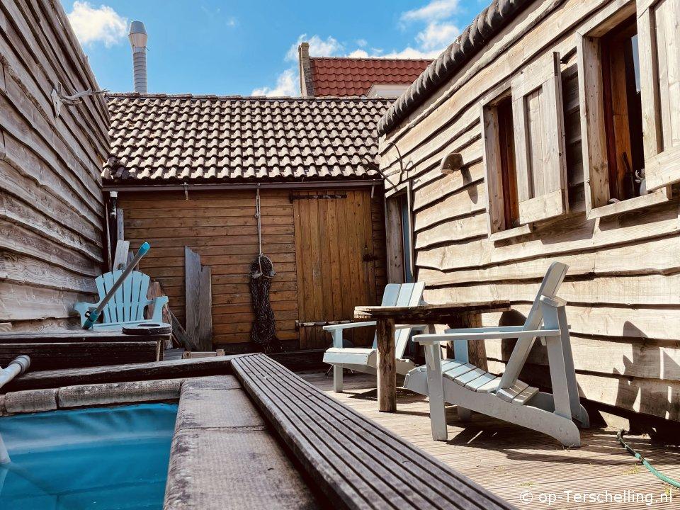 Klik hier voor meer informatie over Appartement Sauna (West)